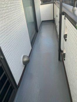 東京都練馬区北町ベランダ防水工事の記事画像