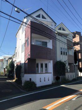 東京都練馬区豊玉南外壁塗装工事の記事画像