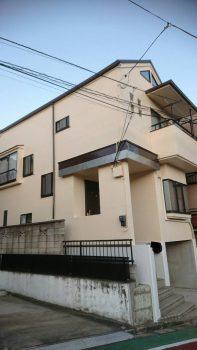 東京都板橋区赤塚外壁塗装工事の記事画像