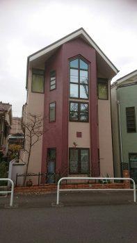 東京都練馬区石神井外壁塗装工事の記事画像