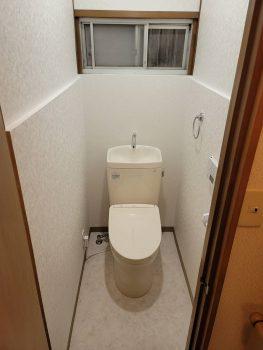東京都練馬区旭町トイレ交換工事の記事画像